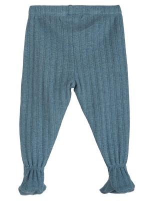 Pantaloni bebeluși albaștri