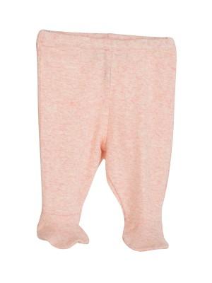 Pantaloni trandafirii pentru bebeluși