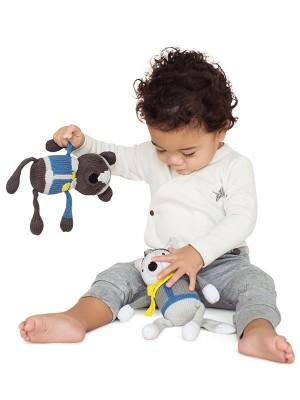 Simon sconcsul, jucărie zornăitoare