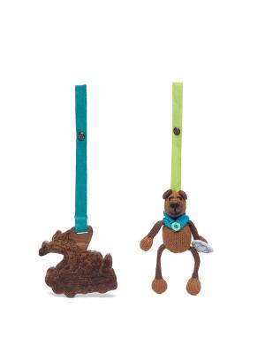 Friedrik și Șarpele de Mare, set 2 jucării pentru cărucior