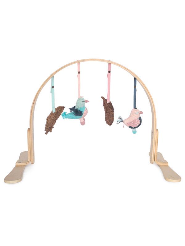 Centru de joacă cu 4 jucării, Păsările Cerului