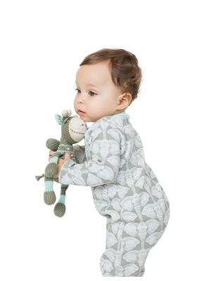 Costum bebeluși model elefant
