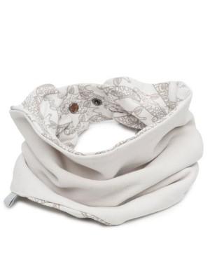 Eșarfă bebeluși cu model Safari