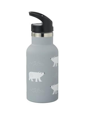 Sticlă esențială - termos pentru copii, New Nordic, model Polar Bear