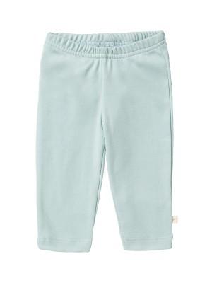 Pantaloni bebeluși, din bumbac organic, model blue