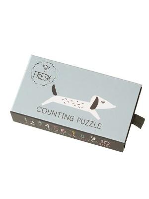 Puzzle pentru numărat, Fresk