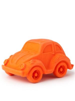 Mașinuță Beetle, portocalie, jucărie pentru baie