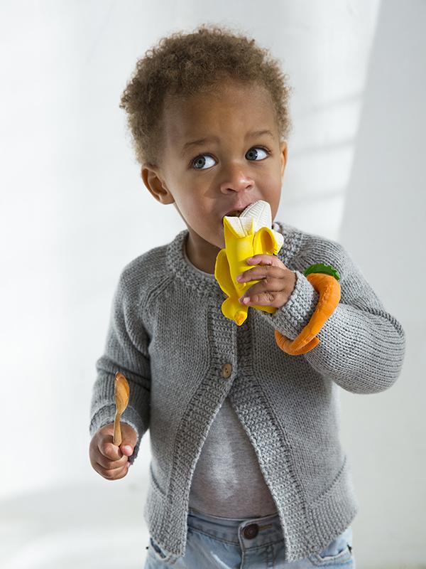 Ana, banana, jucărie pentru dentiție