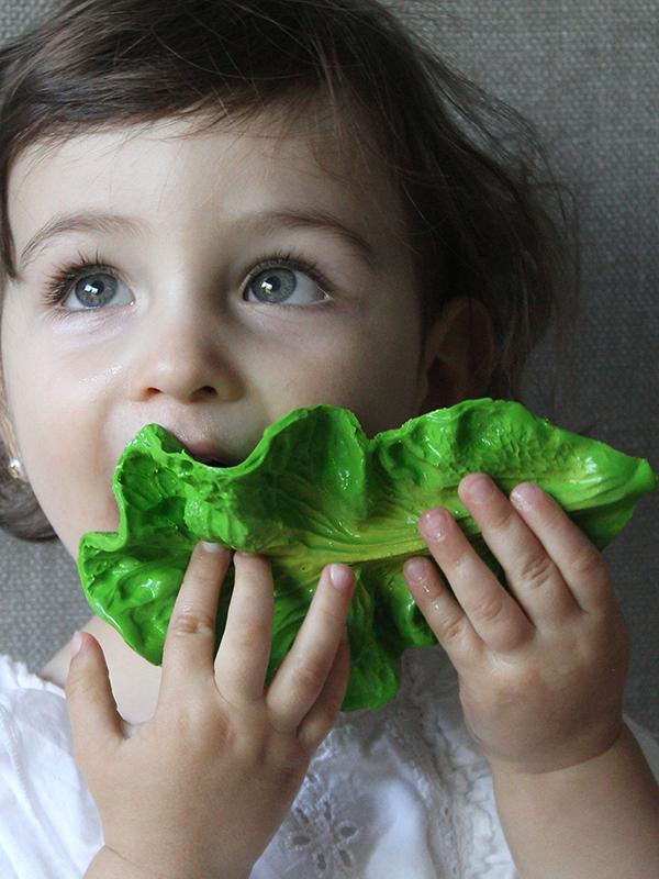 Kendall, cel verde, jucărie pentru dentiție