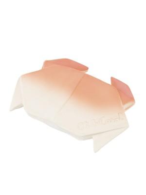 Crab Origami, jucărie din cauciuc natural