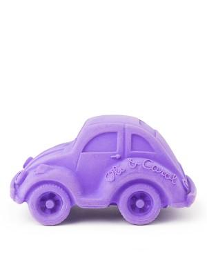 Mașinuță Beetle, mov, jucărie pentru baie