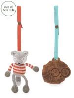 Finley și Carter, set jucării pentru cărucior