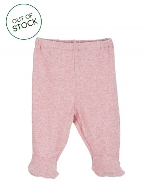 Pantaloni foarte mici, roz