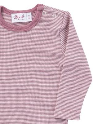 Body roz, din lână și mătase