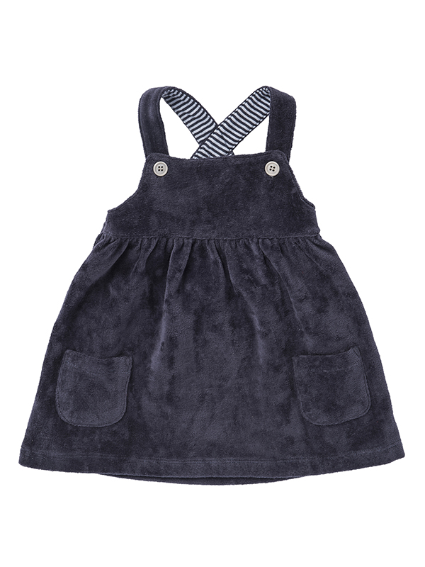 Set rochiță și body, din bumbac organic