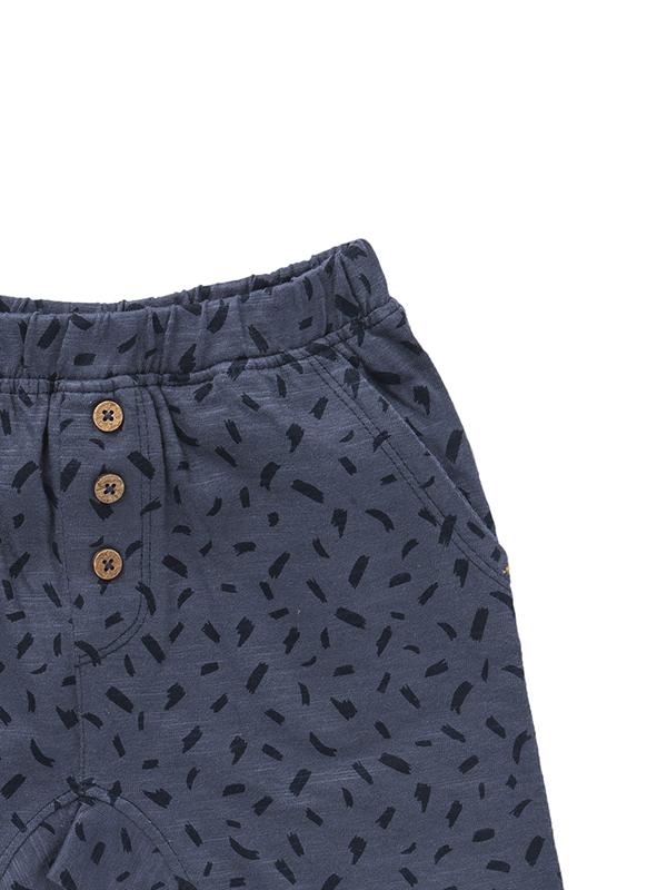 Pantaloni lejeri, din bumbac organic