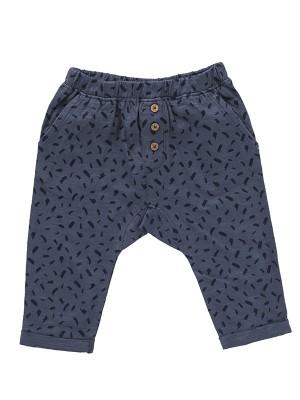 Pantaloni lejeri, de vară, din bumbac organic