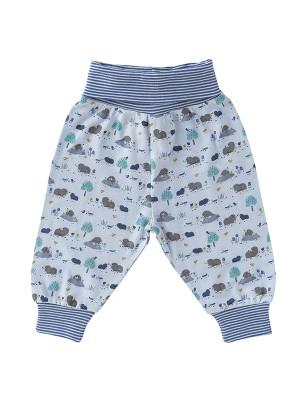 Pantaloni băieței, cârtița Hop, din bumbac organic
