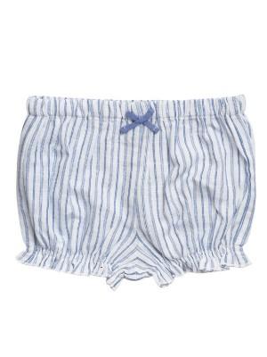 Pantaloni scurți, pentru zile de sărbatoare, din bumbac organic