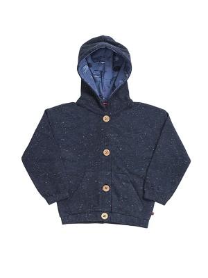 Jachetă pufoasă din bumbac organic, aventură în ocean
