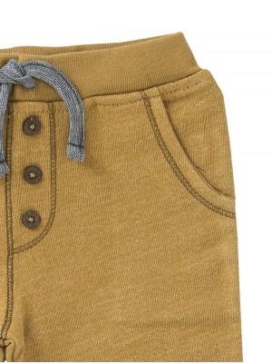 Pantalonii aventurierului Koala, din bumbac organic