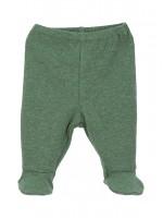 Pantaloni prematuri, verde padure