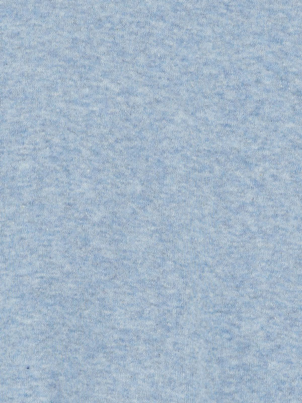 Body bebeluși bleu-ciel, din bumbac organic