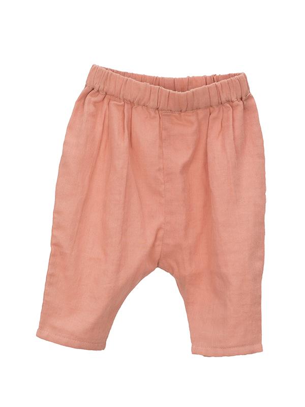 Cei mai lejeri pantaloni de vară, din bumbac organic